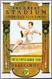 Games of the 4 Olympiad,1908