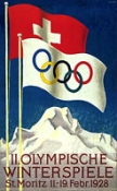 2 Winter Olympic Games,1928